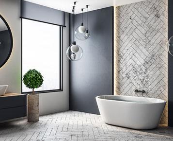 Decoration de salle de bain
